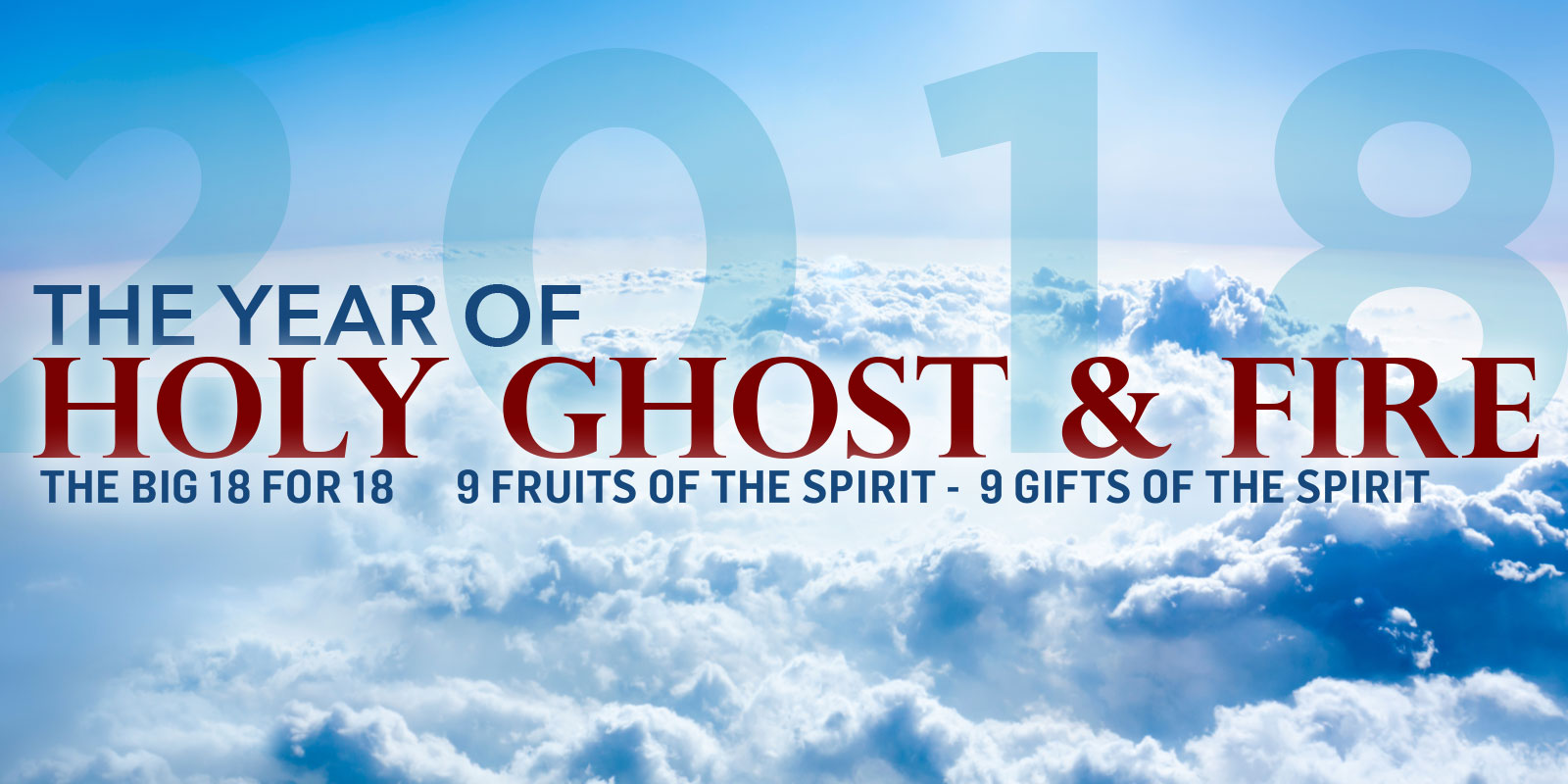 The Year of Holy Ghost Fire